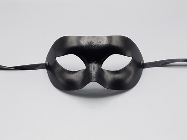 Masque de fête noir