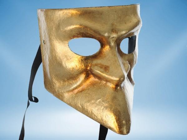 Le masque Bauta
