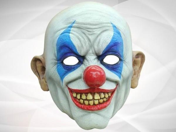 """Masque d' Halloween """"Clown qui donne la chaire de poule"""""""