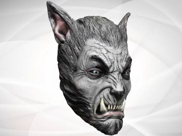 """Masque d' Halloween """"Loup garou Pleine Lune"""""""