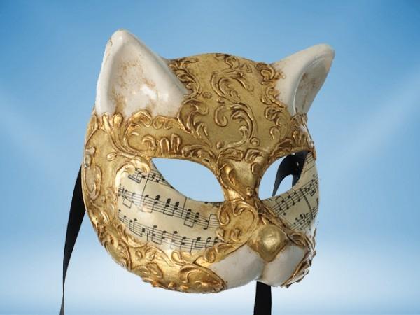 Masque vénitien de chat